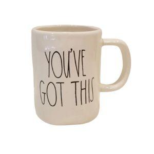 RAE DUNN Mug You've Got This Mug New no tag